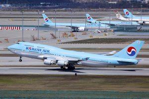 Korean Airlines vergleichen und buchen!