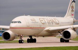 Etihad Airways A330