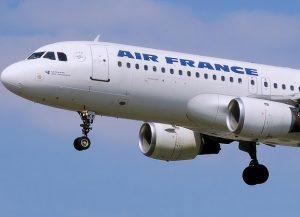 Air France Open Return Tickets