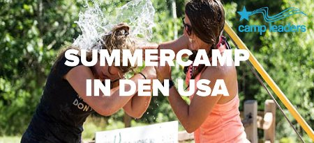 Mit Campleaders ins Summercamp in den USA