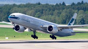 Cathay Pacific Flex Open Return