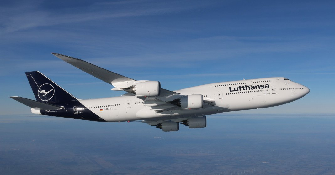 Lufthansa Flexibles Open Return Ticket In Die Usa Amp Nach