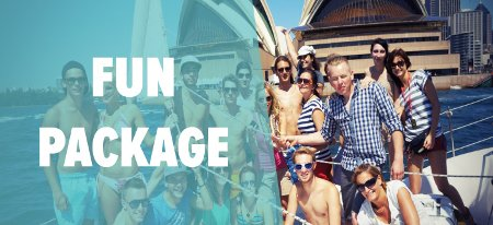 Fun Package Australien