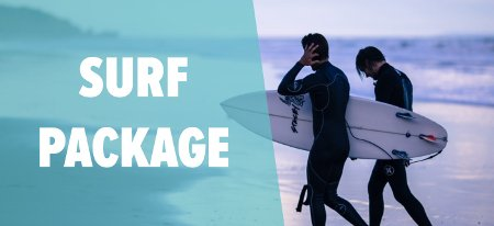 Surf Package Australien